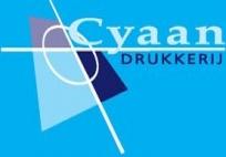 Afbeeldingsresultaat voor cyaan drukkerij logo